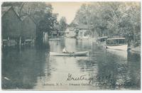 Auburn, N.Y. - Owasco Outlet [front caption] (1front) [e0637ac1]