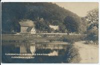 CUDDLEBACKVILLE BASIN OLD D&H CANAL, CUDDLEBACKVILLE NY [front caption] (1front) [d0111ac1]