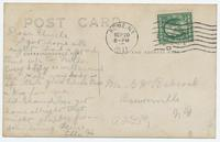 Barge Canal Dredge Rome N.Y [handwritten front caption] (2back) [b0073ac2]