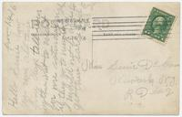 BARGE CANAL WORK 10/5/11. NEWARK, N.Y. [handwritten front caption] (2back) [b0080ac2]
