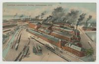 American Locomotive Works, Schenectady, N.Y.  [front caption] (1front) [e0644ac1]