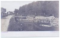 ALLIGERVILLE ULSTER CO., N.Y. [front caption] (1 front) [d0110ac1]