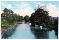 Mohawk River, near Utica, N.Y. [front caption] (1front) [e0661ac1]