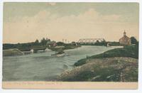 Along the Barge Canal, Gasport N.Y. [front caption] (1front) [b0031ac1]