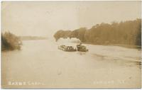 BARGE CANAL, JORDAN N.Y. [handwritten front caption] (1front) [b0023ac1]