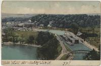 Where the Erie Canal crosses the Mohawk River [front caption] (1front) [e212ac1]