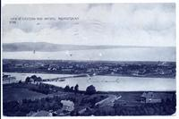 VIEW AT EASTERN WIDE WATERS, ROCHESTER, N.Y. [front caption] (1front) [e0600ac1]