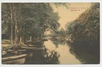 Scene on the Outlet, Syracuse N.Y. [front caption] (1 front) [e0696ac1]