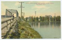Culver Road Bridge over Eastern Wide Waters, Rochester, N.Y. [front caption] (1front) [e0689ac1]