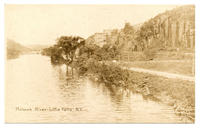 Mohawk River - Little Falls, N.Y.  [handwritten front caption] (1front) [e0672ac1]