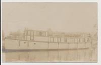 DeWITT CLINTON canal boat (1front) [e0697ac1]