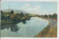 Erie Canal, Utica, N.Y. [front caption] (1 front) [e069ac1]