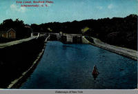 Erie Canal, Rexford Flats, Schenectady, N.Y. [front caption] (1front) [e0180ac1]