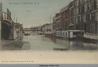 Erie Canal in Syracuse, N.Y. [front caption] (1front) [e0162ac1]