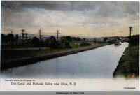 Erie Canal and Mohawk Valley near Utica, N.Y. [front caption] (1front) [e0252ac1]