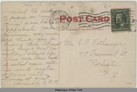 Erie Canal and Locks, Lockport, N.Y. [front caption] (2back) [e0184ac2]