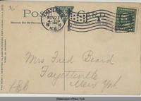 The Erie Canal, Amsterdam, New York [front caption] (2back) [e0405ac2]