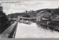 Erie Canal, Port Byron, N.Y.  [front caption] (1front) [e0308ac1]