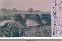 AQUEDUCT. NEAR ROME, N.Y. [front caption] (1front) [e0331ac1]