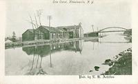 Erie Canal, Knowlesville, N.Y. [front caption] (1front) [e0274ac1]