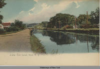 Erie Canal, Ilion, N.Y. [front caption] (1front) [e409ac1]