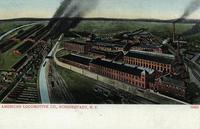 AMERICAN LOCOMOTIVE CO., SCHENECTADY, N.Y. [front caption] (1front) [e0342ac1]