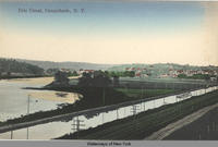 Erie Canal, Canajoharie, N.Y. [front caption] (1front) [e0379ac1]