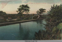 Canal & River at Freemen's Bridge, Schenectady, N.Y. [front caption] (1front) [e0239ac1]