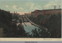 Erie Canal Locks at Lockport, N.Y. [front caption] (1front) [e0361ac1]