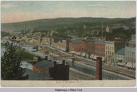 View of Whitehall, N.Y. [front caption] (1 front) [c0016ac1]