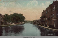 Erie Canal, Ilion, N.Y. [front caption] (1front) [e0447ac1]
