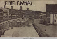 ERIE CANAL [front caption] (1front) [e0456ac1]