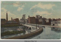Erie Canal Aqueduct, Rochester N.Y. [front caption] (1front) [e0494ac1]