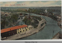The Loop, Medina, N.Y. [front caption] (1front) [e0496ac1]