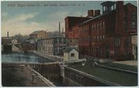 Eagle Button Co., and Locks, Seneca Fall, N.Y. [front caption] (1front) [s0023ac1]