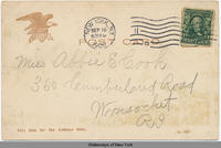 RIVER FRONT, NEW YORK [front caption] (2back) [h0091ac2]