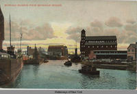 BUFFALO HARBOR FROM MICHIGAN STREET [front caption] (1front) [e0128ac1]
