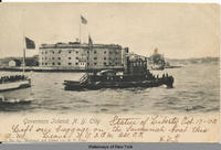 Governors Island, New York City [front caption] (1front) [h0029ac1]