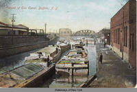 Head of Erie Canal, Buffalo, N.Y. [front caption] (1front) [e0129ac1]
