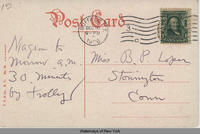 Head of Erie Canal, Buffalo, N.Y. [front caption] (2back) [e0129ac2]