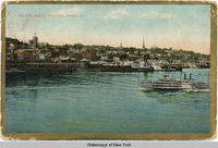 NEWBURGH, HUDSON RIVER, New York [front caption] (1front) [h0020ac1]