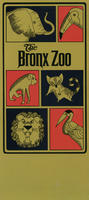 General information brochure for the Bronx Zoo, circa 1970-1979