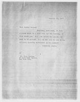 EF to Dr. Mary Halton, October 20, 1927