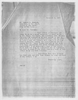 JRF to Mr. Edward L. Stanton, Secretary to the Mayor, City of New York, December 3, 1927