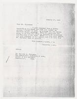 JRF to Mr. Russell A. Plimpton, January 17, 1928