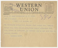 Herndon Smith to Mrs J.R. Force, Feb 29, 1928, 1:54 PM