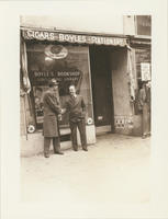 Boyle's Bookshop and Circulating Library store front