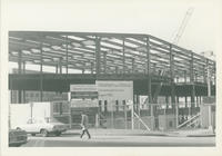 Galleria mall construction, corner of Martine Ave. and Grand St.