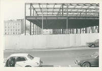 Galleria mall construction, looking north from Martine Ave.