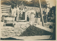 Laying of Cornerstone of St. Bartholomew's Church